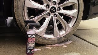 P&S Brake Buster Total Wheel Cleaner Review! Oh it's good!