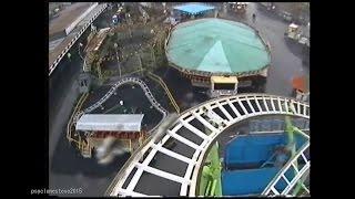 Megablitz, Coney Beach Amusement Park 1996.