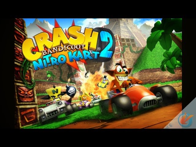 Crash Bandicoot Nitro Kart 2 - iPhone Gameplay Video