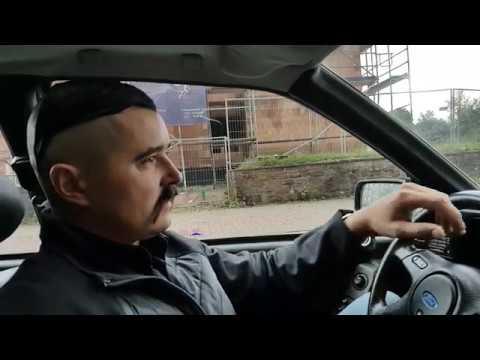 Ford Scorpio - Покатаемся