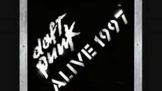 Daft Punk - Da Funk / Daftendirekt - Alive 1997
