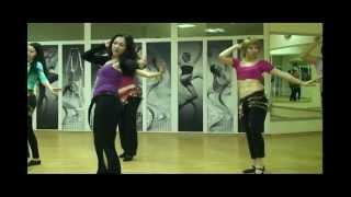 Как проходят уроки танца живота СВТ Ашанти