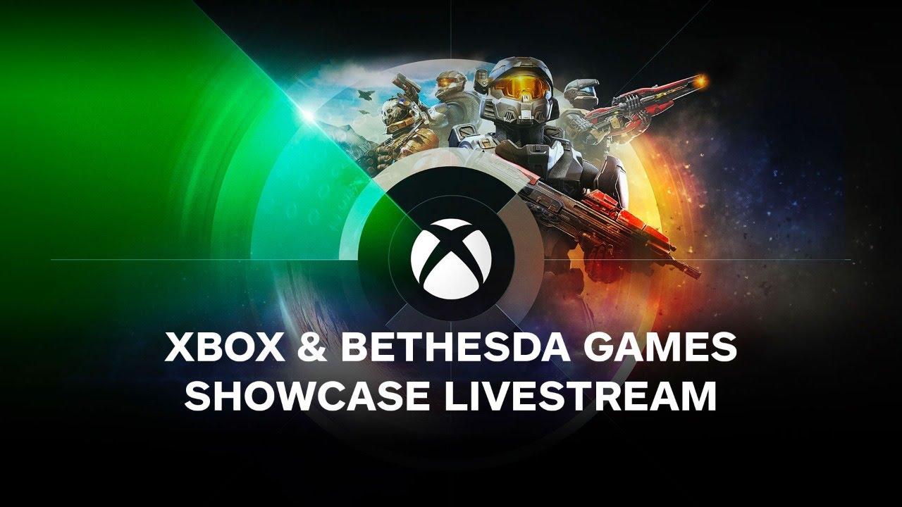 Download Xbox & Bethesda Games E3 2021 Showcase Livestream