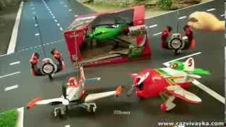 Аэротачки - Самолеты (Planes) от компании DICKIE