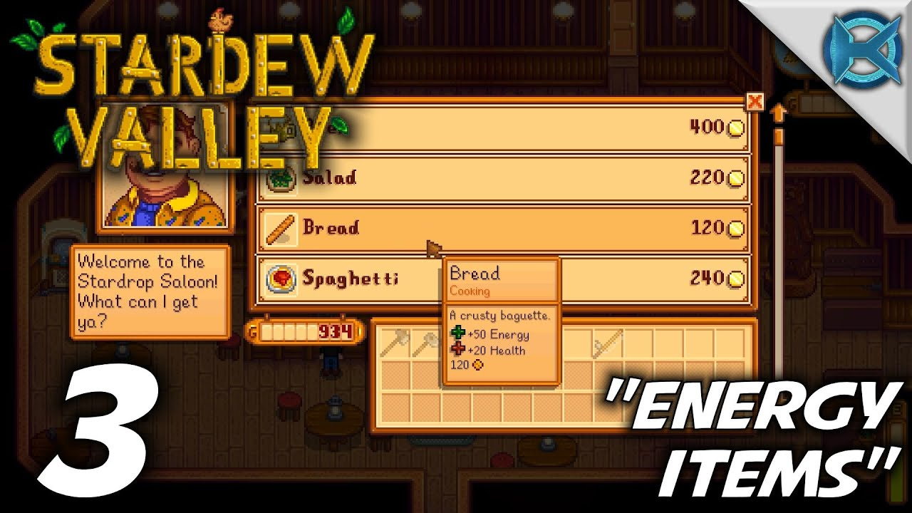 Stardew valley ep 3 energy items lets play stardew valley stardew valley ep 3 energy items lets play stardew valley gameplay s1 youtube forumfinder Images