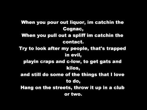 Rakim - After You Die (HD & Lyrics On Screen)