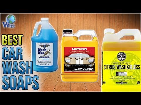 10 Best Car Wash Soaps 2018 - YouTube
