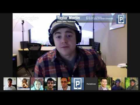 Pocketnow Live S02E11: Post-CES craziness