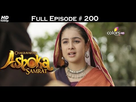 Chakravartin Ashoka Samrat - 4th November 2015 - चक्रवतीन अशोक सम्राट - Full Episode(HD)
