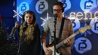 "P3 Christines jul 2016: Jarle Bernhoft & Ylva Olaisen ""The Christmas Song"" (cover)"