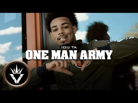 iOU T.A - One Man Army (Official Video) Shot By @d.izzzz