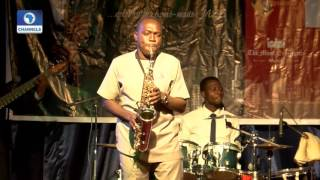 EN: Saxophonist, Olumide Shobwale Headlines Concert On Father's Day