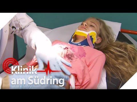 Tochter und Vater traumatisiert im Krankenhaus | Klinik am Südring | SAT.1 TV