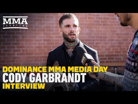 Cody Garbrandt Hoping to Return to UFC By March: 'I Miss It' - MMA Fighting