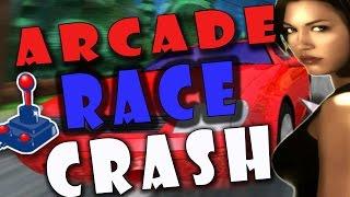 Arcade Crash Race Racing Game | FreeGamePick