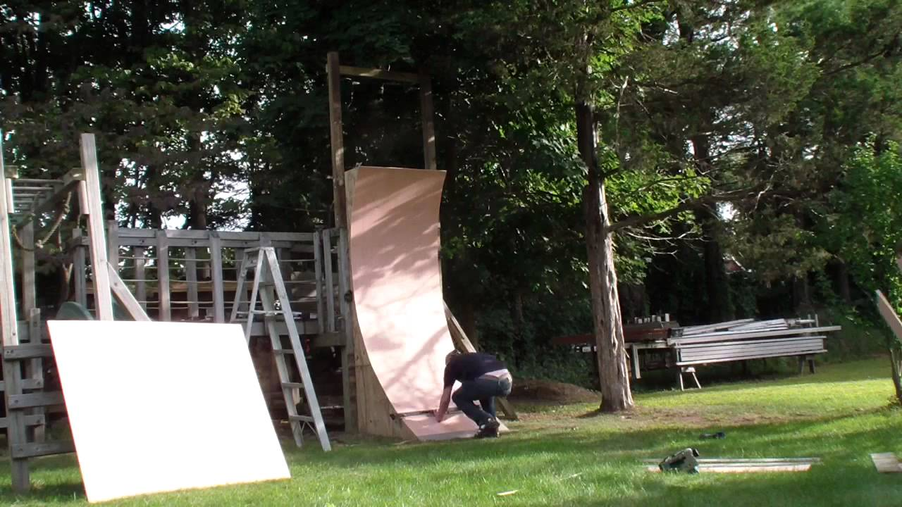Kids Warped Wall 9 Foot Edition