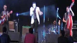4 Gatti con Ricky Rialto al Festival Rockability a Viareggio