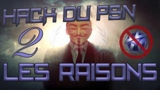 Hack du PSN en Avril 2011 : Les raisons 2 - Capetlevrai