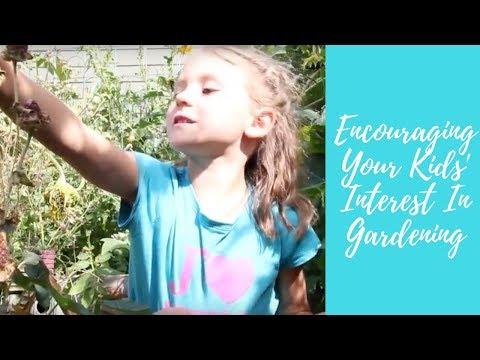 Encouraging Your Kids' Interest In Gardening