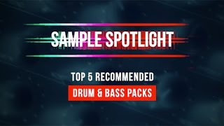 5 Of Our Best Drum and Bass Samples Loops Packs - Loopmasters Sample Spotlight