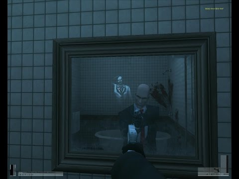 How To Catch The Ghost In Hitman:Contracts - Easter Egg |