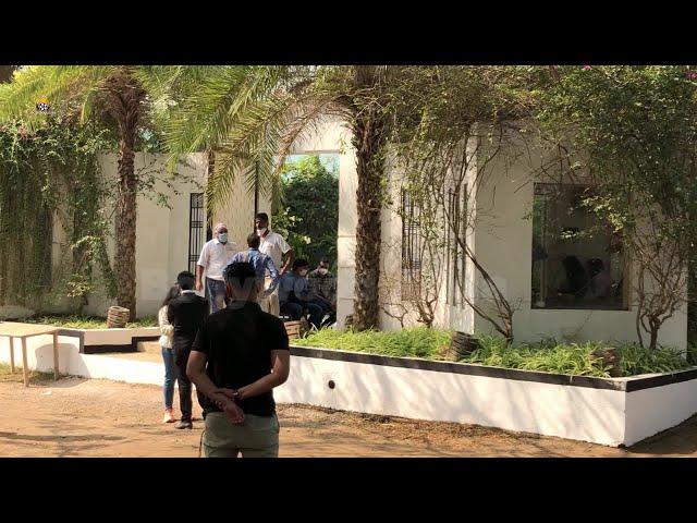 Varun Dhawan Wedding Resort In Alibaug