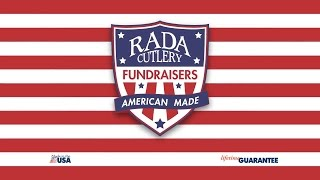 Fundraising with the Best  - Fundraising Idea | RadaCutlery.com