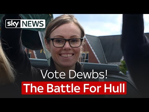 Documentary | Michelle Dewberry's Battle for Hull