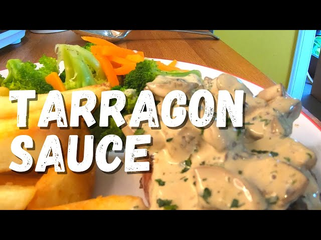 Garden Gluts: Tarragon, a sauce for your steak