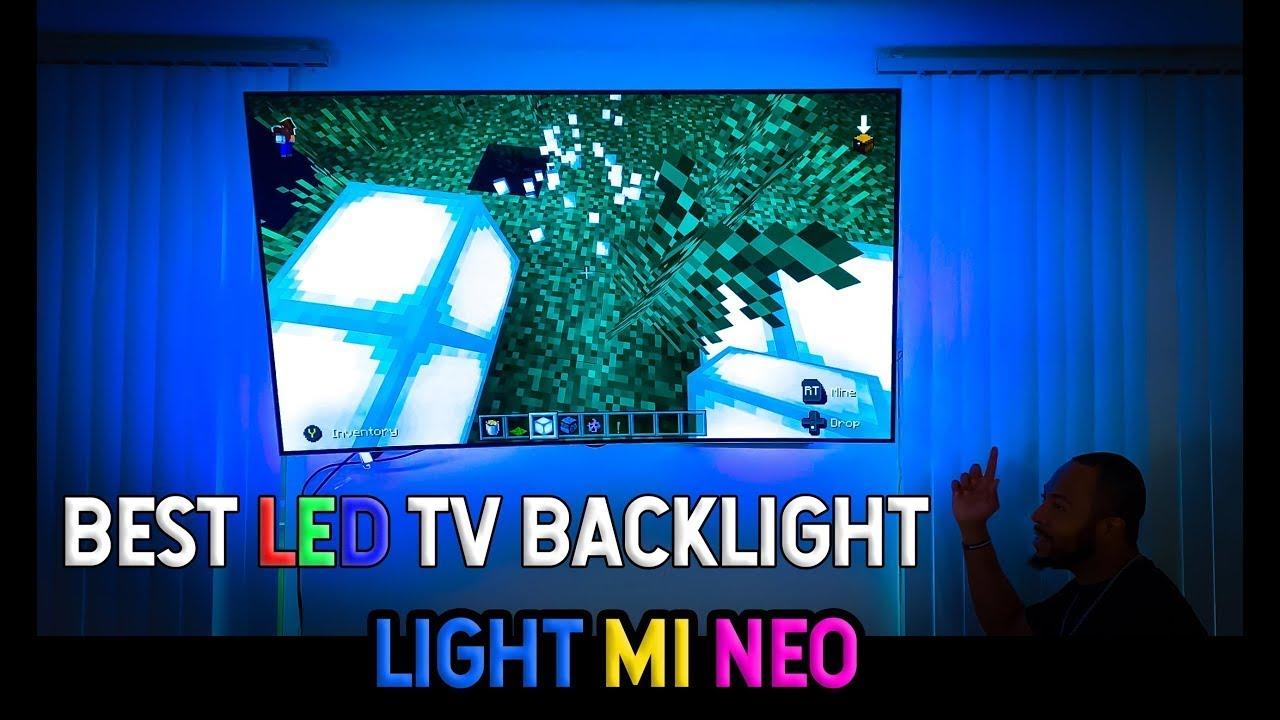 Light Mi NEO TV LED LIGHTS Vlog How To Make Money Online!