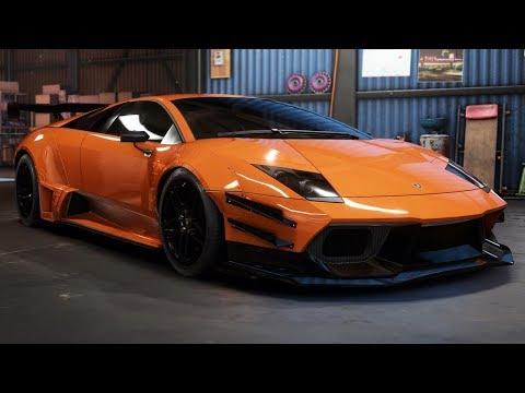 LAMBORGHINI MURCIELAGO BUILD - Need For Speed: Payback - Part 48