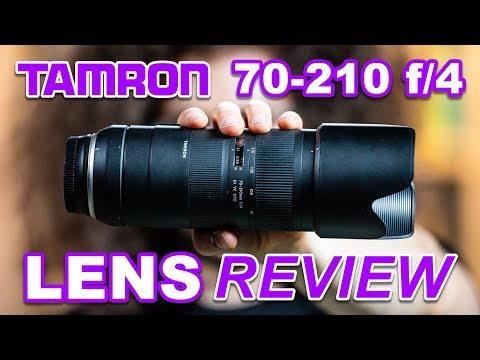 TAMRON 70-210 f4 Lens Review | Best Budget Telephoto Lens?