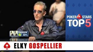 Top 5 Poker Moments - ElkY | PokerStars.com