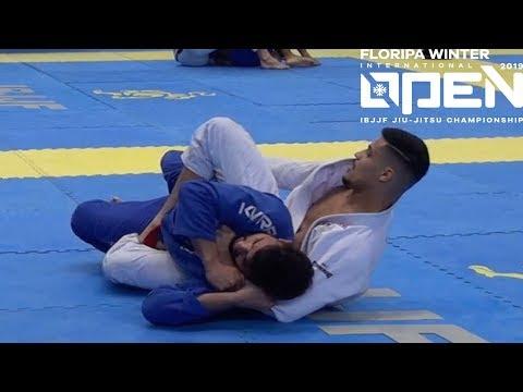Ygor Rodrigues vs Gabriel Figueiró / Floripa Winter Open 2019