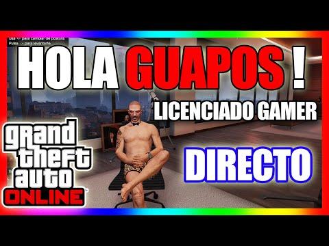 Directo GTA 5 ONLINE (PS4)  *JUGANDO Con SUSCRIPTORES* GANANDO DINERO MILLONES✅😍🤑