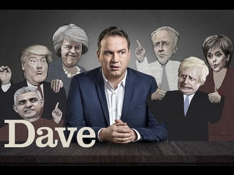 Unspun With Matt Forde   New Series   Starts Wednesday at 10pm on Dave