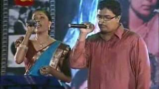 GEETH MADHURI MUSICAL SHOW 2010  [ Ek Phool Do Mali ]