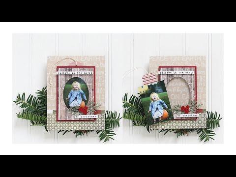 Holiday Photo Cards with Shari Carroll
