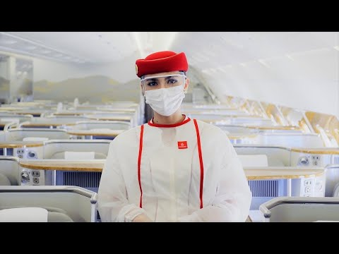 Fly better with enhanced health and safety measures | Emirates Airline
