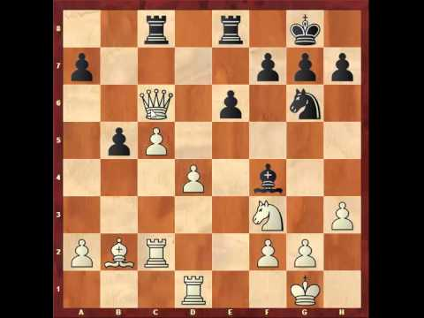 Chess: Queen's Indian game Susan Polgar 2577 - Boris F Gulko 2585 http://sunday.b1u.org