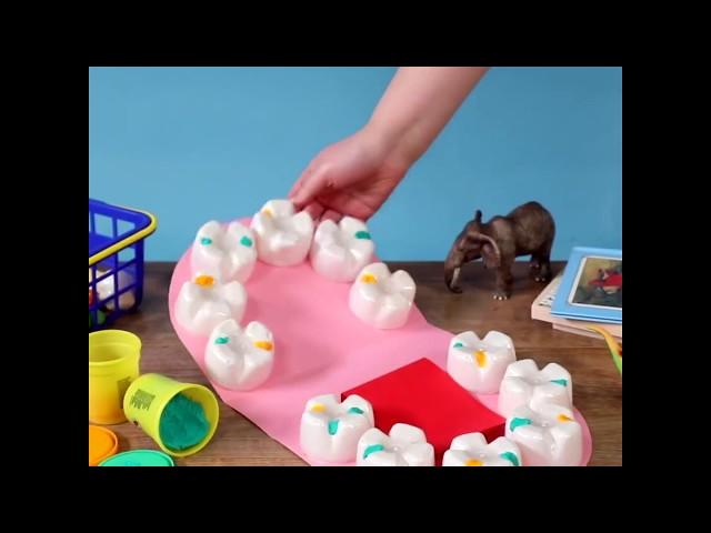 Toothbrushing Crafts