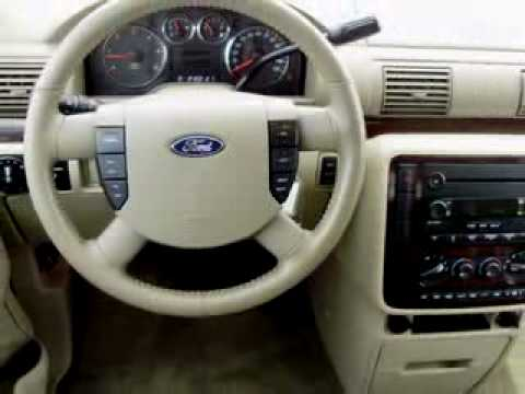 2006 Ford Freestar Sel Roberts Motors Alton Il 62002