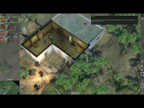 Jagged Alliance: Back In Action - Tutorial |