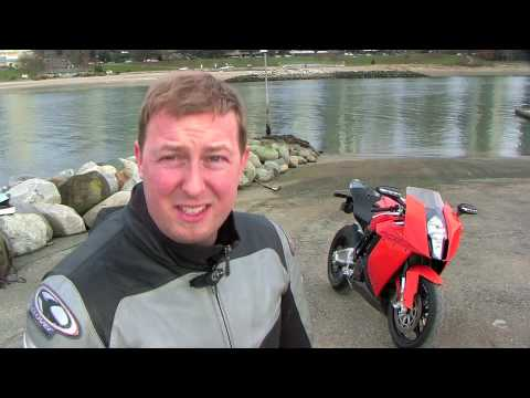 KTM RC8 - Poetry as Bloodsport