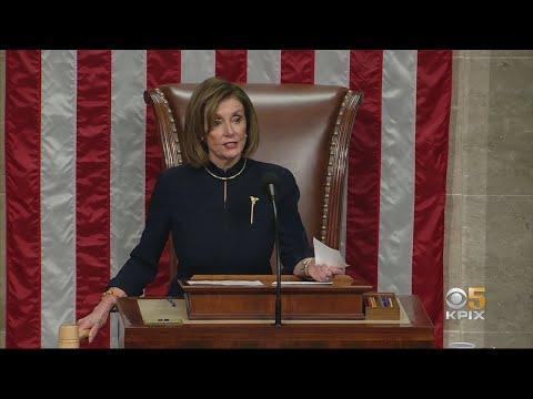 Pelosi May Temporarily Delay Sending Impeachment Articles To Senate