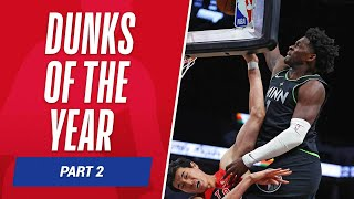 BEST DUNKS Of The Season So Far 👀