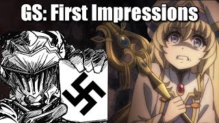 Goblin Slayer First Impressions