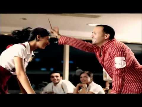Hisham Abbas Oal Alla Maggnoun Arabic Music Watch In HD Widescreen