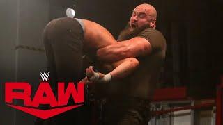 Braun Strowman dominates in Raw Underground: Raw, Sept. 14, 2020