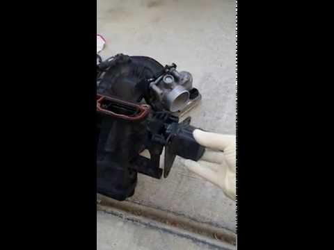 Check Engine and P2004 Code, Intake Manifold Runner Control Stuck Open 2008 Jeep Patriot